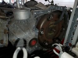 6 Speed Automatic Transmission Out Of A 2013 Mini Cooper Base With 56270 Miles