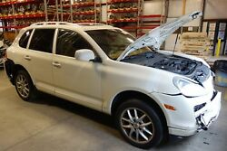 Automatic Transmission Out Of A 2010 Porsche Cayenne 3.6l With 84,569 Miles