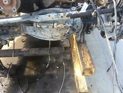 2017 Dodge 3500 Pickup Front Axle Assembly Dual Rear Wheel, 3.42 Ratio 16 17