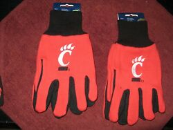 Two 2 Pair Of Cincinnati , Sport Utility Gloves From Forever Collectables