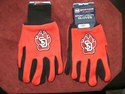 Two 2 Pair Of South Dakota , Sport Utility Gloves From Forever Collectables