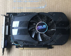 1pc Used Asus Gtx750-fml-2gd5 Desktop Graphics Real 2g Game Graphics