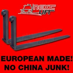 New Class Ii 72 Forks 1-1/2 X 4x 72 Cl2 Pair 1.5 2 Set Forklift Free Freight