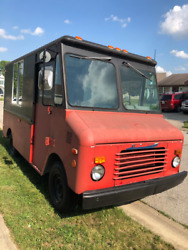 Used Grumman Food Truck  Mobile Kitchen for Sale in Indiana- Has All You Need!
