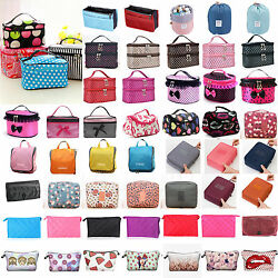Women Travel Cosmetic Make Up Case Storage Bag Mini Purse Portable Bag Pouch