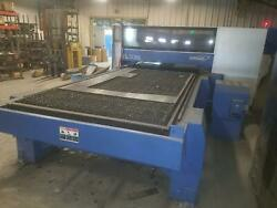 2012 HK FL3015 CO2 Laser Cutting System (#3348)