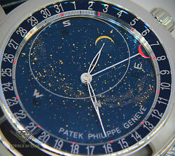 Patek Philippe 6102P Sky Moon Celestial Platinum Grand Complication 6102 NEW