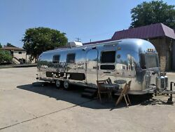 Vintage Airstream Mobile Coffee Shop Concession Trailer for Sale in Ohio!!!