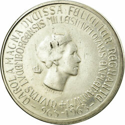[457238] Coin, Luxembourg, Charlotte, 250 Francs, 1963, Au50-53, Silver