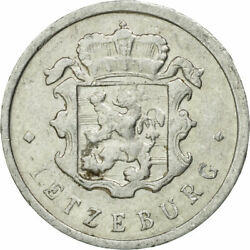 [533485] Coin, Luxembourg, Jean, 25 Centimes, 1963, Vf30-35, Aluminum