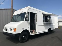Chevy P30 Food Truck Mobile Kitchen for Sale in South Carolina 2017 Kitchen Buil