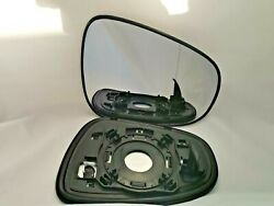 Fits Lexus Rc 2014-2019 Wing Mirror Glass Blind Spot Heated Right