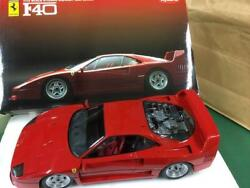 Ferrari F40 1/12 Kyosho Collectible Toy Car Red Sports Car Vehicle Japan F/s