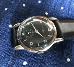 Ulysse Nardin Vintage Wristwatch 50s Collectible Swiss Manual Winding Mens F/s