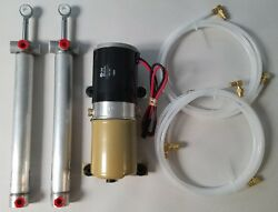 1999-2004 Ford Mustang Convertible Top Kit- Motor Pump Hose Cylinder - New