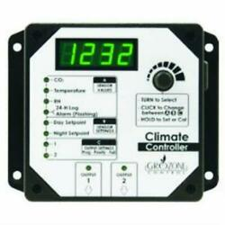 Grozone HTC Climate Controller (TEMP, RH AND CO2)