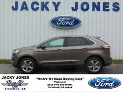 2019 Ford Edge SEL 2019 Ford Edge Stone Gray Metallic with 11 Miles available now!