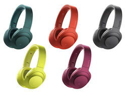 Sony Mdr-100abn Wireless Noise Canceling Head Phones Handsfree Call Free Expedit