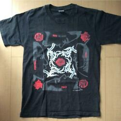 Red Hot Chili Peppers 90s Vintage T Shirt Blood Sugar Sex Magik Anvil Usa F/s