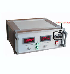 AC110V 220V to ±30KV ±10KV +5kv ±3kv DC dual  output High Voltage power supply