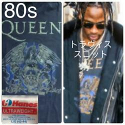 Bohemian Rhapsody Tour Queen T-shirts 1987' Size L 42-44 Rare From Japan F/s