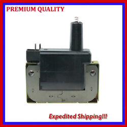 1pc Ignition Coil Jhd500 For Honda Accord 2.3l L4 1998 1999 2000 2001 2002
