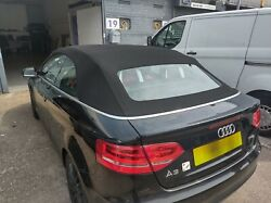08-13 Audi A3 Convertible Mohair Soft Top Hood Roof Fitted