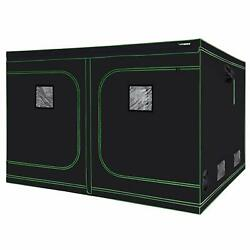 VIVOSUN  Mylar Hydroponic Grow Tent for Indoor Plant Growing Tent Kit 120x120x80