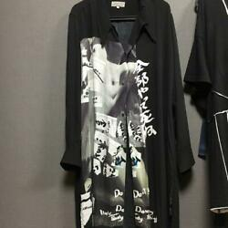 Yohji Yamamoto 19ss E-die After Do All Long Sleeve Shirt Blouse From Japan F/s