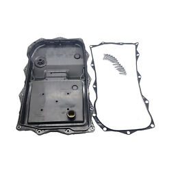 Transmission Oil Pan And Gasket For Dodge Durango Ram 1500 Jeep Grand Cherokee