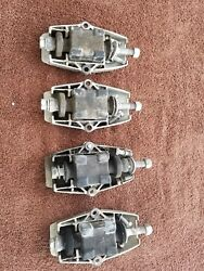 2004 Honda 40hp Outboard Lower Motor Mounts Assembly Two Sets For One Price