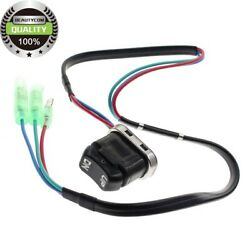 Trim And Tilt Switch For Yamaha Outboard Motors Remote Controller 703-82563-01-00