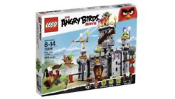 Angry Birds King Pigand039s Castle 75826 Hard To Find Retired Product