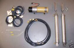 1952 1953 1954 Ford And Mercury Convertible Conversion - Cylinders, Pump, Hoses