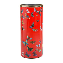 Fantastic Fornasetti Farfalle Butterfly Umbrella Stand  Italy New