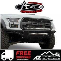 Add Race Series R Front Bumper For 2017-2021 Ford F150 Raptor