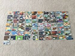 71 Starbucks Usa City State Limited Edition Htf Gift Cards Lot Brand New