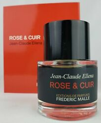 Frederic Malle Rose And Cuir 50ml/ 1.7fl Oz Edp Authentic, New In Box, Ships Fast