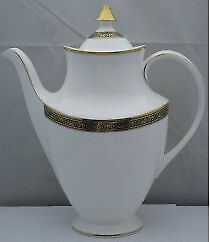 Royal Doulton Harlow Coffee Pot And Lid