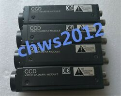 1pcs Sony Xc-77ce Industrial Camera 2/3 Black And White Camera In Good Conditio
