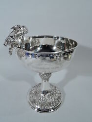 Jacobi And Jenkins Trophy - Baltimore Golf Golfing  American Sterling Silver