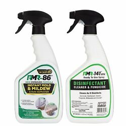 Best Mold Remover Diy Kit - Rmr-141 Mold Killer And Rmr-86 Mold Stain Remover
