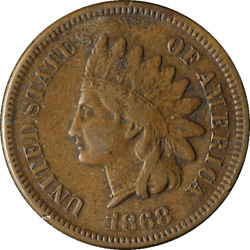 1868 Indian Cent Great Deals From The Executive Coin Company - Bbsc21425