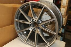 Mercedes A2314011900 19x10 Reconditioned Gunmetal Machined 85562