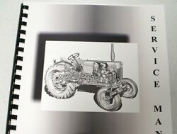 Allis Chalmers 914 Lawn And Garden Tractor Chassis Only Service Manual
