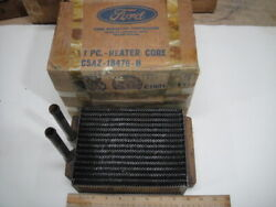 Nos Oem 1965 66 67 Ford Galaxie 500 Xl 7 Liter Heater Core With Integral A/c