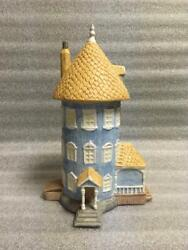 Arabia Moomin House Figure Bank Limited 1993-1994 Only From Japan F/s