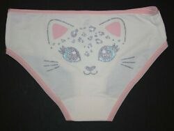 New Justice Girls Underwear Multiple Patterns & Sizes Cotton Hipster Panty Soft $4.00