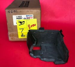 Nos Oem Mopar 04659041 Shield For Transaxle Wiring Harness Weather Cover 4659041