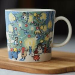 Arabia Finland Moomin 2000 Millennium Rare Mug Cup Out Of Print F/s From Japan